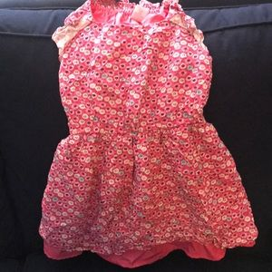 Pink Gymboree dress